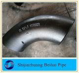 Bw R curto 45&deg do cotovelo; ISO do aço de carbono de 3in
