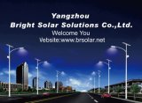 10m Palo 100W Solar Outdoor Lighting con Effect a 400W HPS Lamp