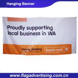デジタル印刷屋内広告ファブリックハングの旗