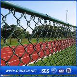 Загородка звена цепи диаманта для спортивной площадки сада