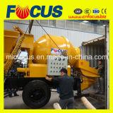 Jbt30 Portable Diesel Concrete Pump mit Mixer für Sale