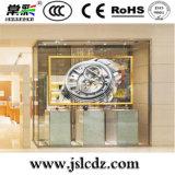 Afficheur LED P10*10 extérieur transparent de verre personnalisé pour la publicité