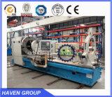 Tubulação do CNC da série CK66 que rosqueia a máquina do torno