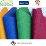 Kurbelgehäuse-Belüftung beschichtete Materialien 100% des Polyester-600d Oxford für die Herstellung der Beutel