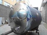 Tanque de mistura líquido sanitário do aço inoxidável com o agitador superior da entrada (ACE-JBG-A)