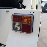 Автомобиль автоматической туристской кареты газолина Sightseeing с 4 местами