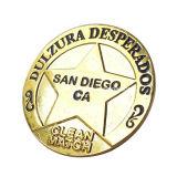 Специальная монетка сувенира края с конкурентоспособной ценой