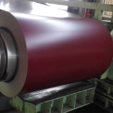 La couleur laminée à chaud de tôle de toiture a enduit la bobine en acier de Galvalume