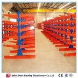 Tien-jaren de Planken van China Alibaba van de Verzekering van de Kwaliteit voor Rek van de Cantilever van Installaties het Op zwaar werk berekende
