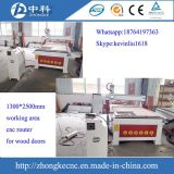 Router do CNC da gravura de madeira do controle de DSP