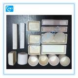 Crogiolo di purezza a temperatura elevata/crogiolo di ceramica crogioli dell'allumina per il forno a camera