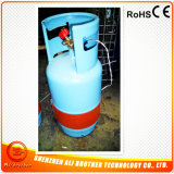12V 200*250*1.5mm 600W Verwarmer van het Gas van het Silicone de Rubber