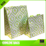 Saco verde do refrigerador para as crianças (KLY-CB-0062)