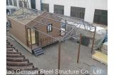 私用生活のための可動装置またはプレハブかプレハブの鋼鉄家