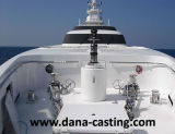 ステンレス鋼の海洋のハードウェアおよびデッキ装置