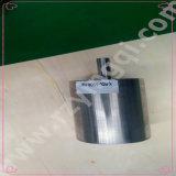 Edelstahl Steel Weigh Idler Impact Flat Rubber HDPE Non-Magnetic Roller Idler Rolls für Mine Belt Conveyor