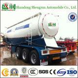 Capacité chaude du camion-citerne 50ton de la colle de remorque de silo de vente