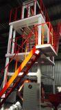 Linha máquina de sopro do Ab da co-extrusão de duas camadas da película agricultural