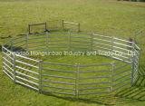 Rete fissa portatile galvanizzata tuffata calda diretta del bestiame della fabbrica