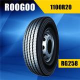 Neumático radial del neumático 1100r20 del neumático 11.00r20 del carro del mercado de Paquistán