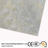 居間の装飾のプロジェクトのための傾斜の穀物の磁器の床タイル