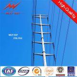 132kv Transmission Line Electric Power Pole