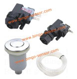 Aire Actuated Switch para SPA o Food Waste Disposer (PS-M8)