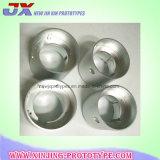 Tolerancia de torneado +-0.01mm de las piezas del CNC del aluminio de la alta calidad