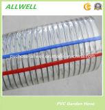 "1 "" Belüftung-industrieller Stahldraht-verstärkter Einleitung-Wasser-Rohr-Plastikschlauch"