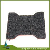 45mm Thickness Dog Bone Rubber Brick for Horse