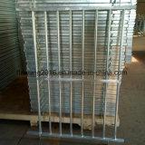 문 금속 담을 검술하는 직류 전기를 통한 철 농장
