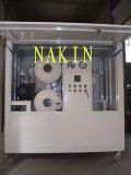Schlussteil-Typ geschlossener Import-Vakuumpumpe-Öl-Reinigungsapparat, Isolierungs-Öl-Filtration
