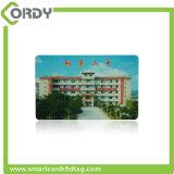Logotipo feito sob encomenda smart card impresso do PVC 13.56MHz do plástico de CMYK