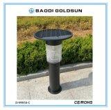 防水再充電可能な太陽バグのZapperの太陽殺虫剤ランプの太陽カのキラー