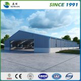 Construção de aço padrão pré-fabricada do armazém da longa vida