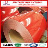 A cor de ASTM A653 PPGI revestiu a bobina de aço Prepainted