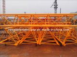 Кран башни машинного оборудования конструкции (TC5013) с нагрузкой тонн максимальной нагрузки 6/кливера 50m /Tip: 1.3t