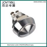 12 mm 16 mm 19 mm 22 mm 25 mm Interruptor de metal de alta calidad Push Button