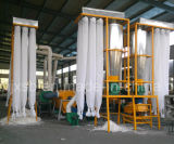Máquina de reciclaje de papel del pañal