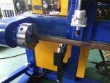 Kr-Xys della tagliatrice del plasma di CNC del tubo di asse dell'acciaio 3 del diametro di 200mm