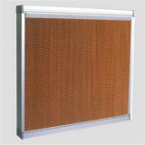 Garniture de refroidissement par évaporation pour le traitement de ventilation