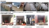 De sanitaire Waren maakten het Scherm van de Douche van het Glas aan