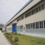 통풍기를 가진 가벼운 강철 구조물 작업장