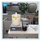 Máquina de pintar de escritorio programable de la vuelta de la oblea del laboratorio con la tirada del vacío y los accesorios completos