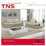 Sofá do sofá de Leather do sofá de Modern do sofá de Leather Furniture do sofá de Leather da sala de visitas no sofá (MM3A52)