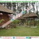 Имитация /Synthetic &#160 искусственного украшения относящая к окружающей среде; Thatch Плитки толя
