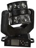 Doubles lumière d'UFO Light/LED de DEL/usage principaux mobiles éclairage d'étape