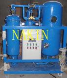 Instalación de tratamiento del petróleo de la Petróleo-Turbina del lubricante/del lubricante del vacío (TY)