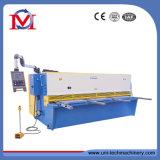 Máquina de corte do feixe hidráulico do balanço da guilhotina do CNC (QC12K-4X2500)