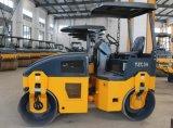 Junma 3 톤 진동하는 쓰레기 압축 분쇄기 소형 도로 롤러 (YZC3H)